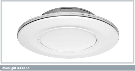 Downlight Na-De D-ECO-K
